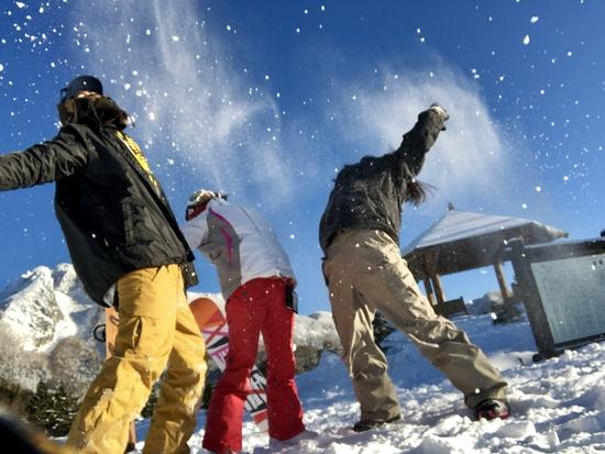 僕らの世界|丸沼高原スキー場のクチコミ画像