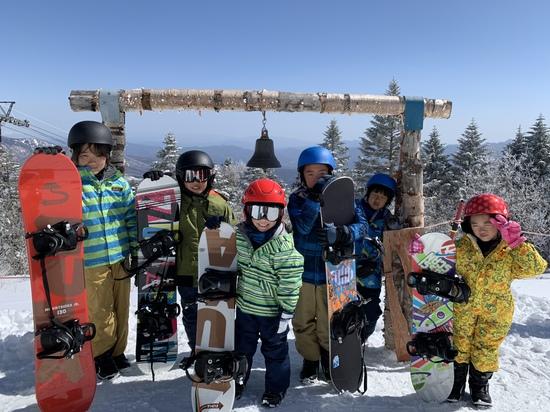 仲間と一緒だと更に楽しい|パルコールつま恋スキーリゾートのクチコミ画像