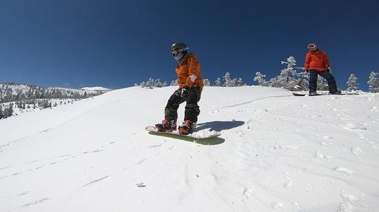 神楽はV|かぐらスキー場のクチコミ画像3