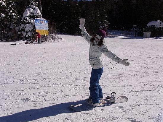 滑走距離が長くて楽しい!|信州松本 野麦峠スキー場のクチコミ画像