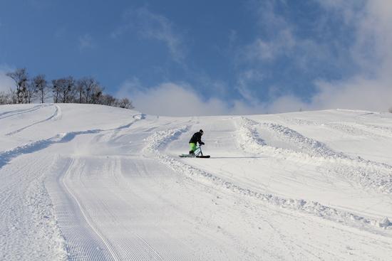 パークとパウダーエリアが面白い 福井和泉スキー場のクチコミ画像3
