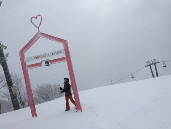 パーク♡ GALA湯沢スキー場のクチコミ画像2