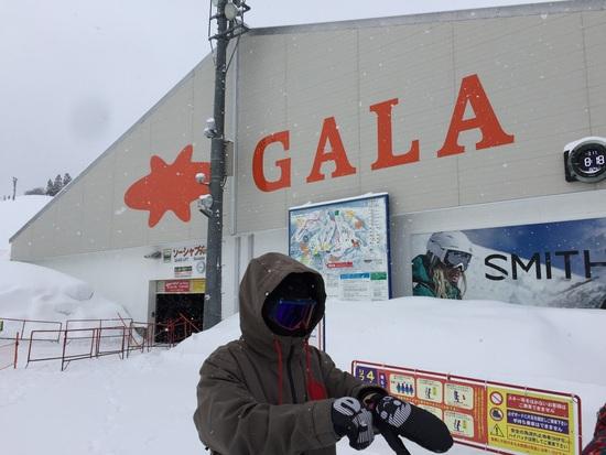パーク♡ GALA湯沢スキー場のクチコミ画像3