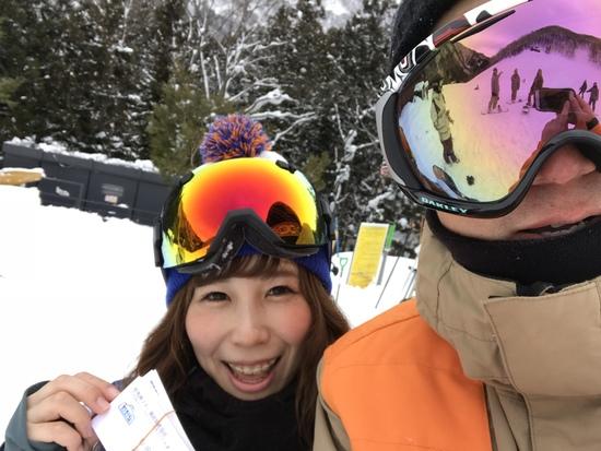 スノークイーンを探せ!|ホワイトバレースキー場のクチコミ画像