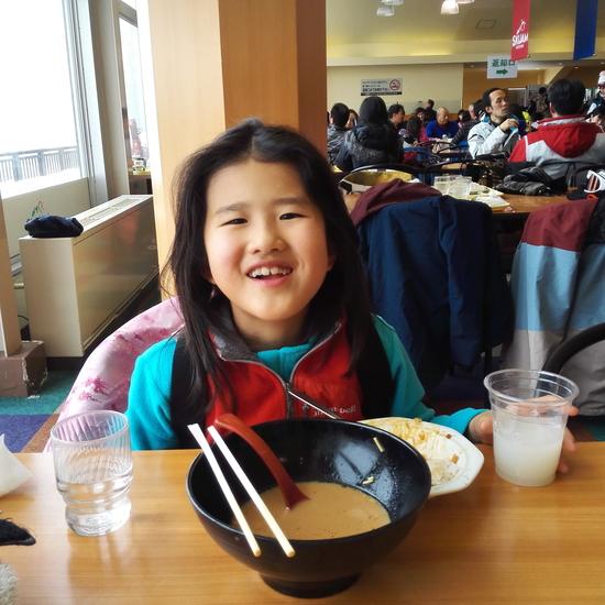 食ったどー|スキージャム勝山のクチコミ画像