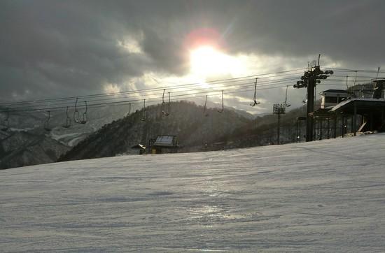 早く帰らないことをオススメします。|岩原スキー場のクチコミ画像