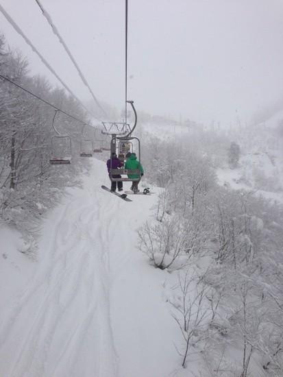ハツスベリ|白馬八方尾根スキー場のクチコミ画像