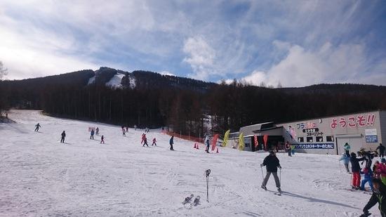 スキーヤー専用ゲレンデだけど危険|ブランシュたかやまスキーリゾートのクチコミ画像