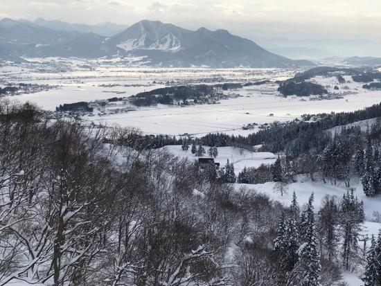 日帰りスキーならそこそこの満足度|戸狩温泉スキー場のクチコミ画像