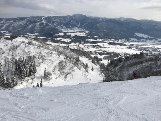 日帰りスキーならそこそこの満足度|戸狩温泉スキー場のクチコミ画像2