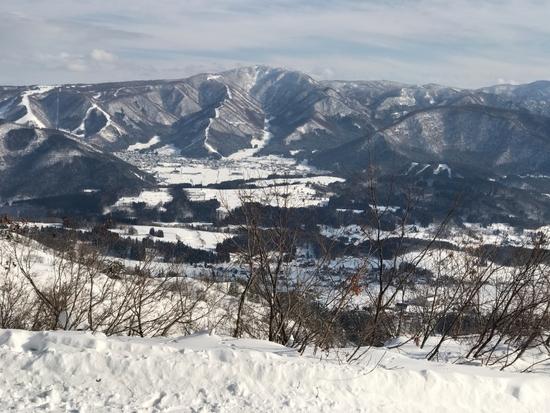 日帰りスキーならそこそこの満足度|戸狩温泉スキー場のクチコミ画像3