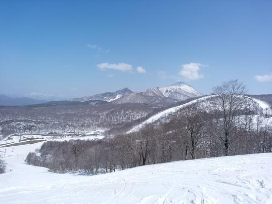 気持ちいい天気 星野リゾート 猫魔スキー場のクチコミ画像2