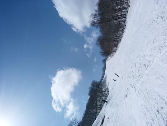 気持ちいい天気 星野リゾート 猫魔スキー場のクチコミ画像3