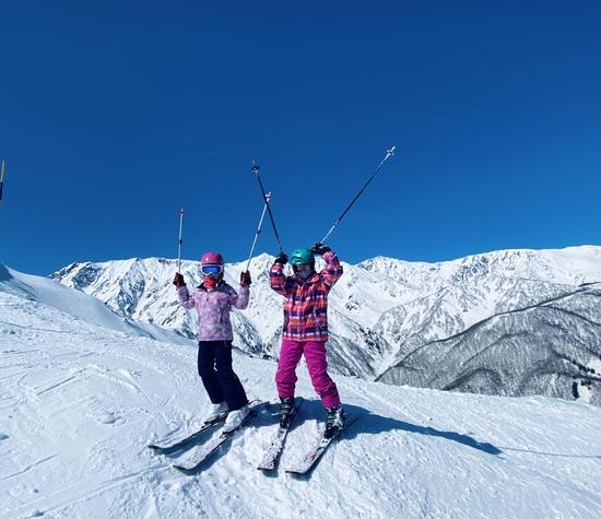 白馬八方尾根スキー場のフォトギャラリー2