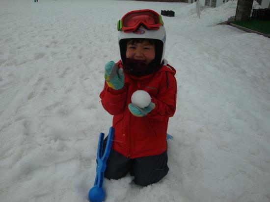 ミッフィーに会えるよ|かたしな高原スキー場のクチコミ画像