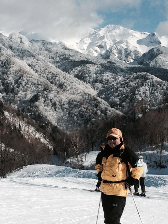 シニアも頑張ってます|飛騨ほおのき平スキー場のクチコミ画像