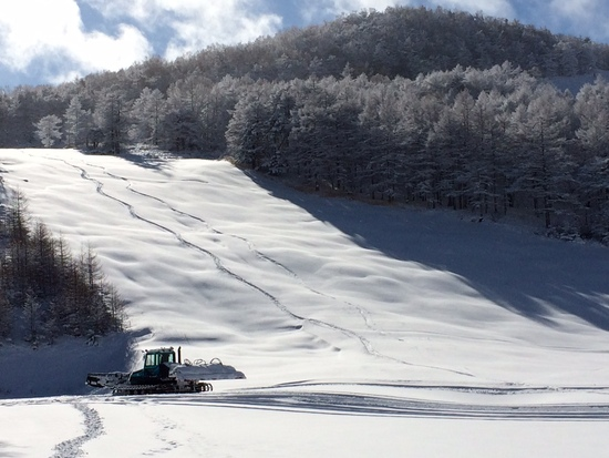 チョー新雪