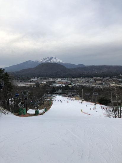 今シーズン初滑り^ ^|軽井沢プリンスホテルスキー場のクチコミ画像
