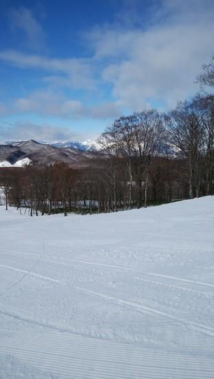 今シーズン初すべり|たんばらスキーパークのクチコミ画像