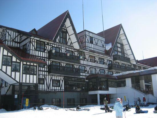 洋風なホテル|白馬コルチナスキー場のクチコミ画像