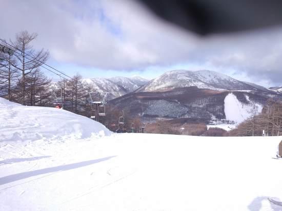 基礎スキーヤー聖地の一つ|湯の丸スキー場のクチコミ画像1