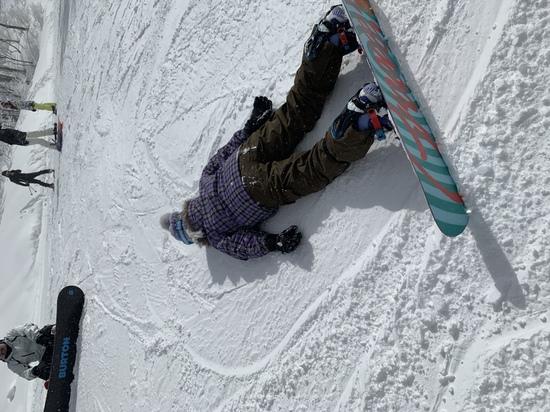 クセの強い喜び方|スキージャム勝山のクチコミ画像