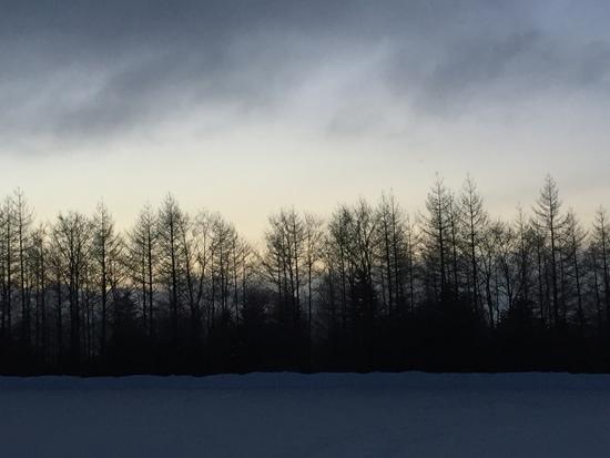 今日は朝から最高|サンメドウズ清里スキー場のクチコミ画像2
