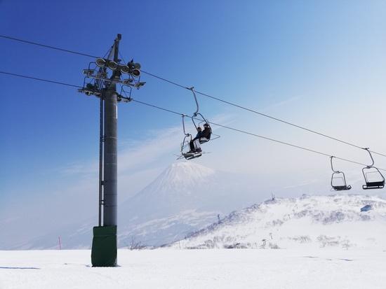 ゲレンデから富士山?? ニセコアンヌプリ国際スキー場のクチコミ画像2
