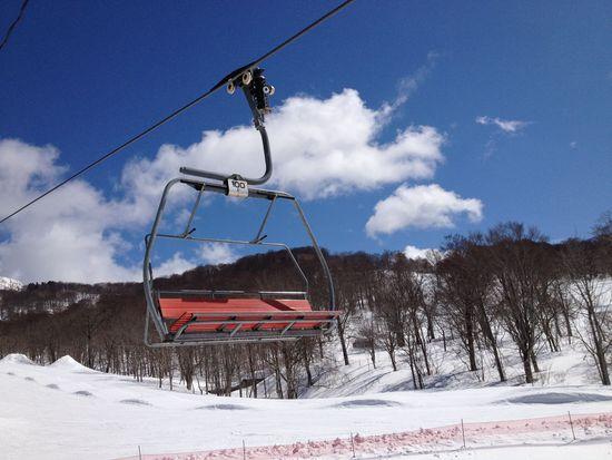 3月下旬なのに・・結構さむかった。|たんばらスキーパークのクチコミ画像
