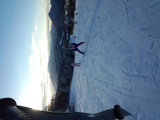 最高のスキー日和!|箕輪スキー場のクチコミ画像