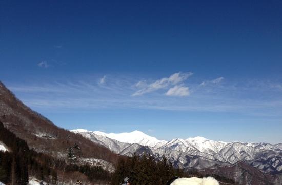 インターから最短のスキー場です