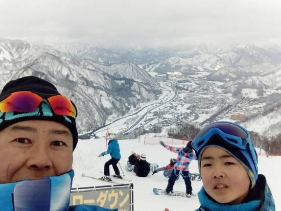 眺めサイコーだね|GALA湯沢スキー場のクチコミ画像