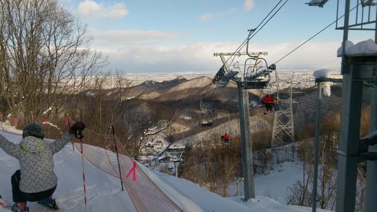 さっぽろばんけいスキー場のフォトギャラリー3