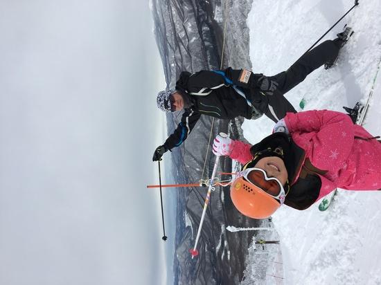 磐梯山と樹氷とパウダースノー|箕輪スキー場のクチコミ画像