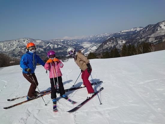 土日でもリフト待ちなし|会津高原南郷スキー場のクチコミ画像