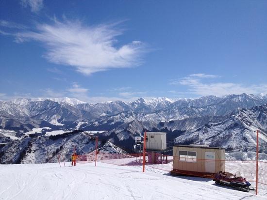 春スキーでした|NASPAスキーガーデンのクチコミ画像2