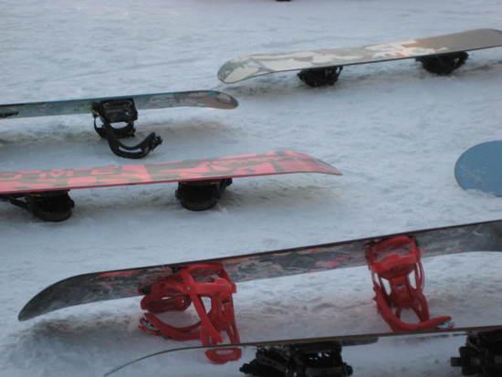 今日も雪が降った|鷲ヶ岳スキー場のクチコミ画像