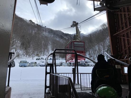 標高が高く雪質良なゲレンデ|天元台高原のクチコミ画像