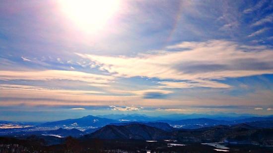 頂上からの景色好き|たんばらスキーパークのクチコミ画像