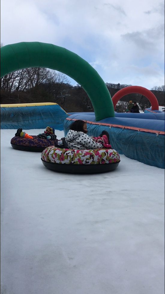 スキーデビュー!|軽井沢プリンスホテルスキー場のクチコミ画像2