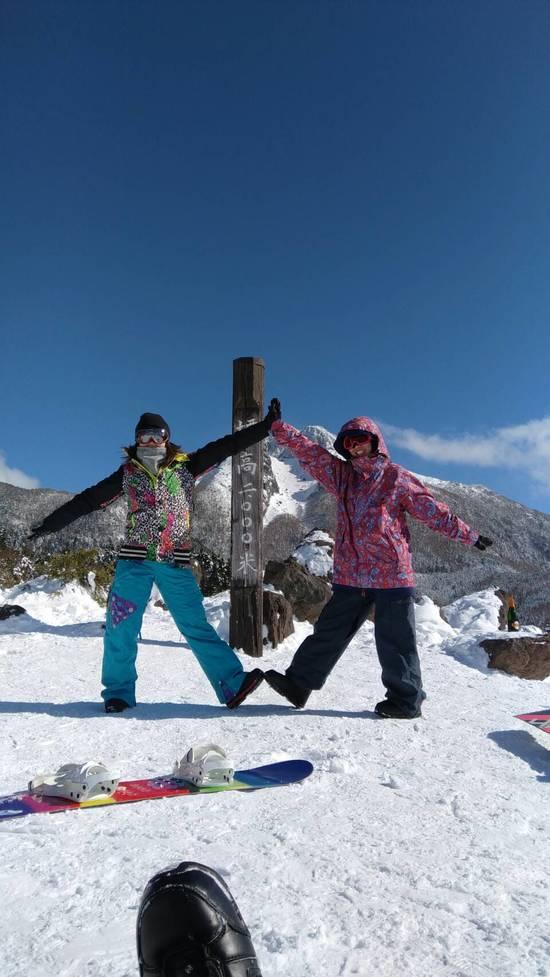 晴天|丸沼高原スキー場のクチコミ画像