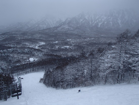 大雪|戸隠スキー場のクチコミ画像