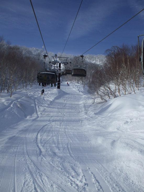 オフピステの宝庫|野沢温泉スキー場のクチコミ画像