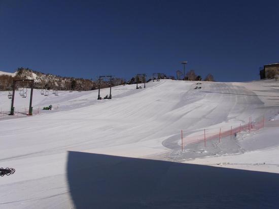 滑った後の温泉が最高!|万座温泉スキー場のクチコミ画像