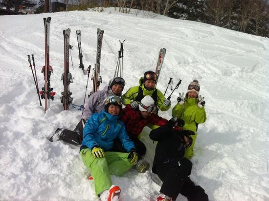 最高の雪質|万座温泉スキー場のクチコミ画像