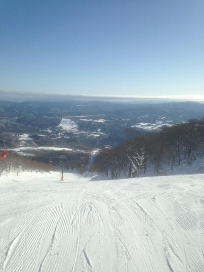 初滑りに行きました|高鷲スノーパークのクチコミ画像