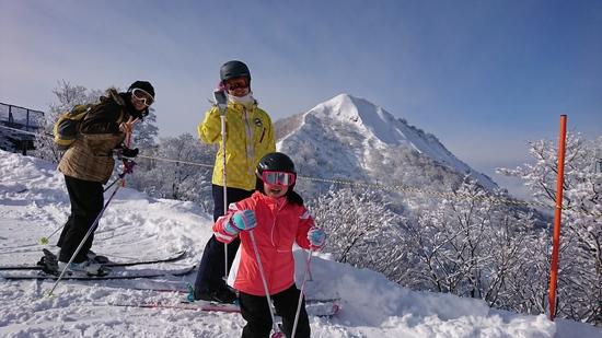 広さはそこそこ|岩原スキー場のクチコミ画像