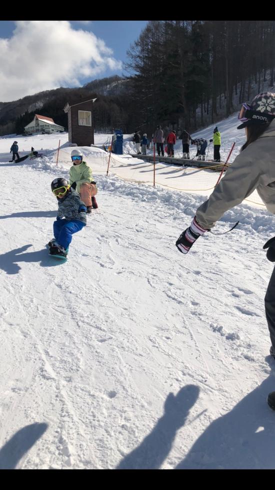 子供の練習には良いです!|水上宝台樹スキー場のクチコミ画像