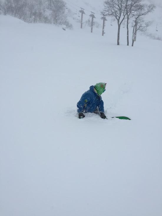シーズンインはパウダー祭り。|谷川岳天神平スキー場のクチコミ画像