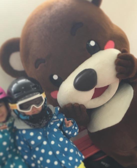 雪少ないね|会津高原だいくらスキー場のクチコミ画像